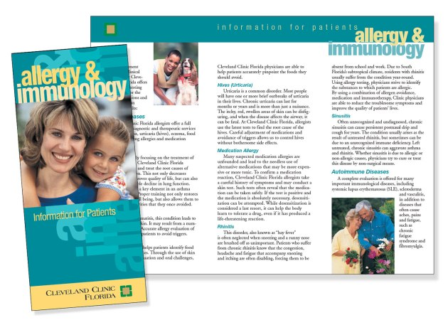 CCF-Allergy-Brochure